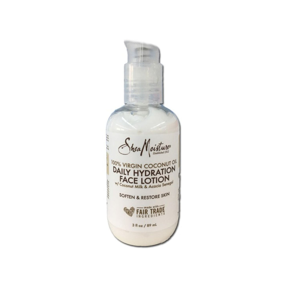 Shea Moisture, Daily Hydration Face Lotion, 3 oz