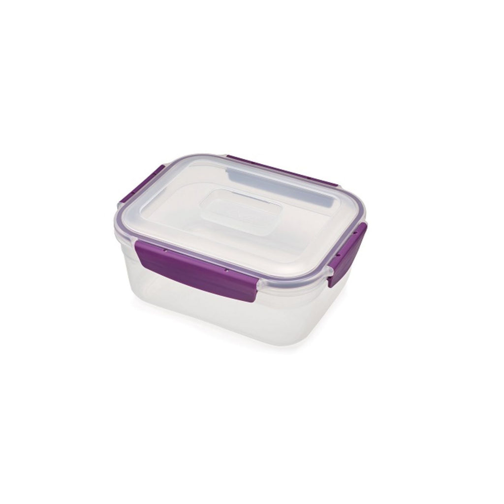 Joseph Joseph, Food Storage Lock Container Purple, 1.9 L