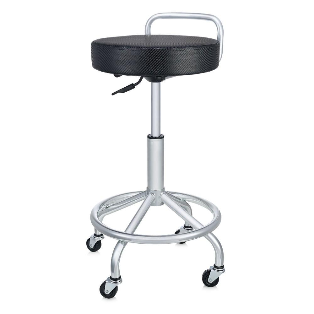 Seville Classics, UltraHD Cushioned Pneumatic Work Stool
