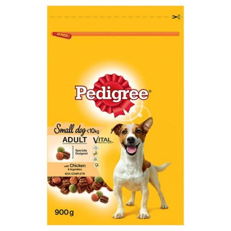 Pedigree Small dog with Chicken & Vegetables, 900 g