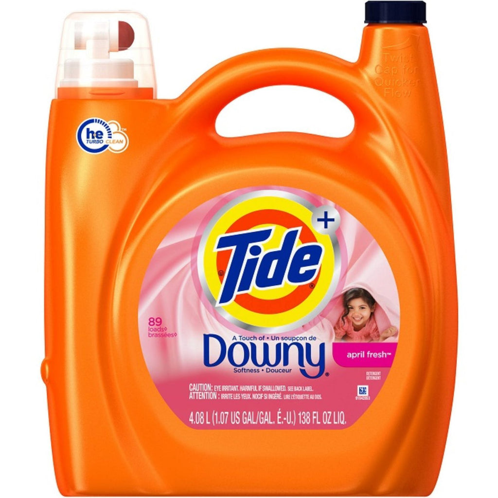 Tide Plus Downy Fresh 150 oz