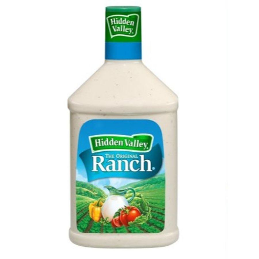 Hidden Valley Gluten Free Ranch Dressing, 40 oz (BB: 27-Feb-2020)