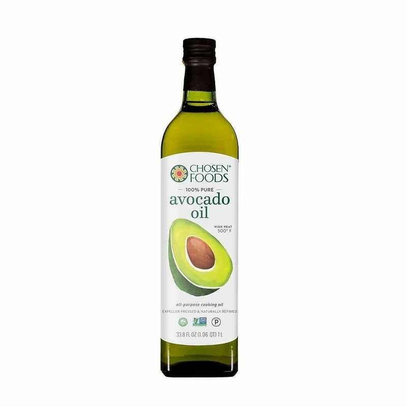 Chosen Foods Pure Avocado Oil, 1L*