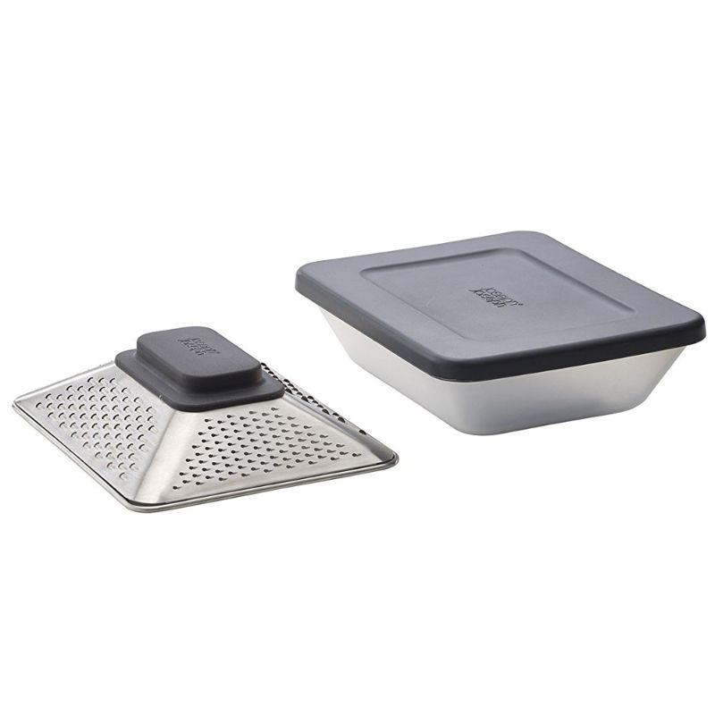 Joseph Joseph Stainless Steel Prism Grater with Box