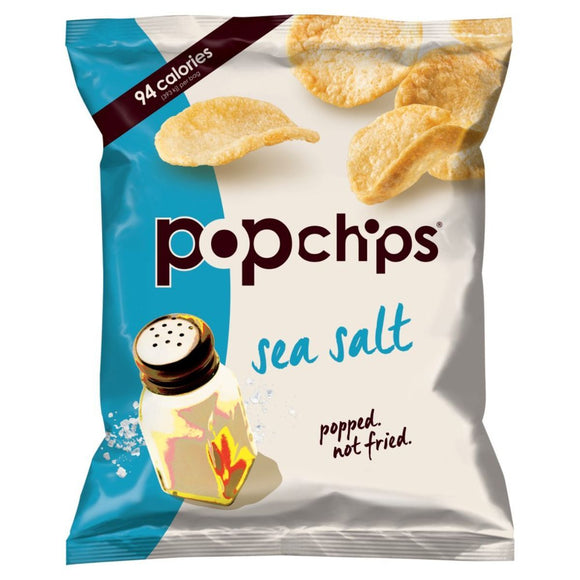 Popchips Gluten-Free Sea Salt, 23 g