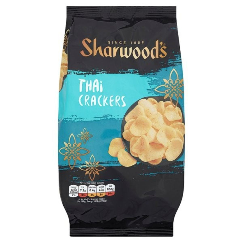 Sharwood's Thai Crackers, 60 g