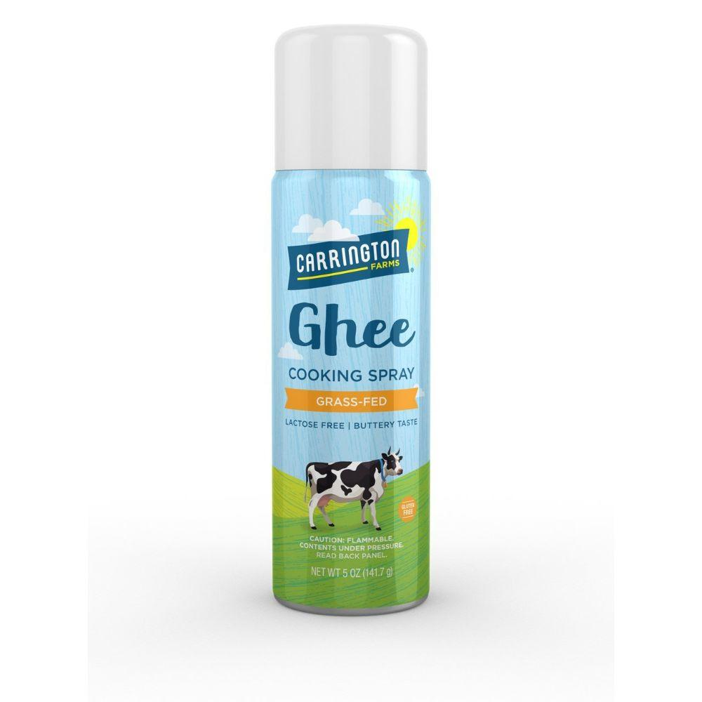 Carrington Farms Gluten Free Ghee Spray, 5 oz