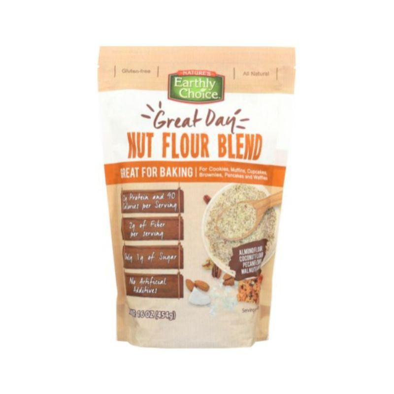 Nature's Earthly Choice Gluten Free Nut Flour blend, 16 oz