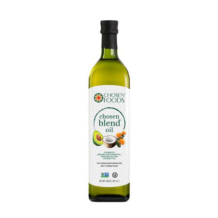 CHOSEN FOODS Organic Chosen Blend Oil 1 LT