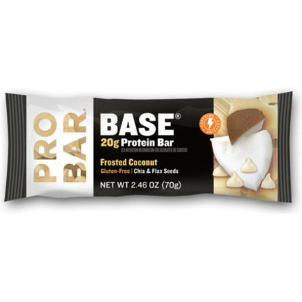 ProBar Base Frosted Coconut Gluten Free, 2.46 oz