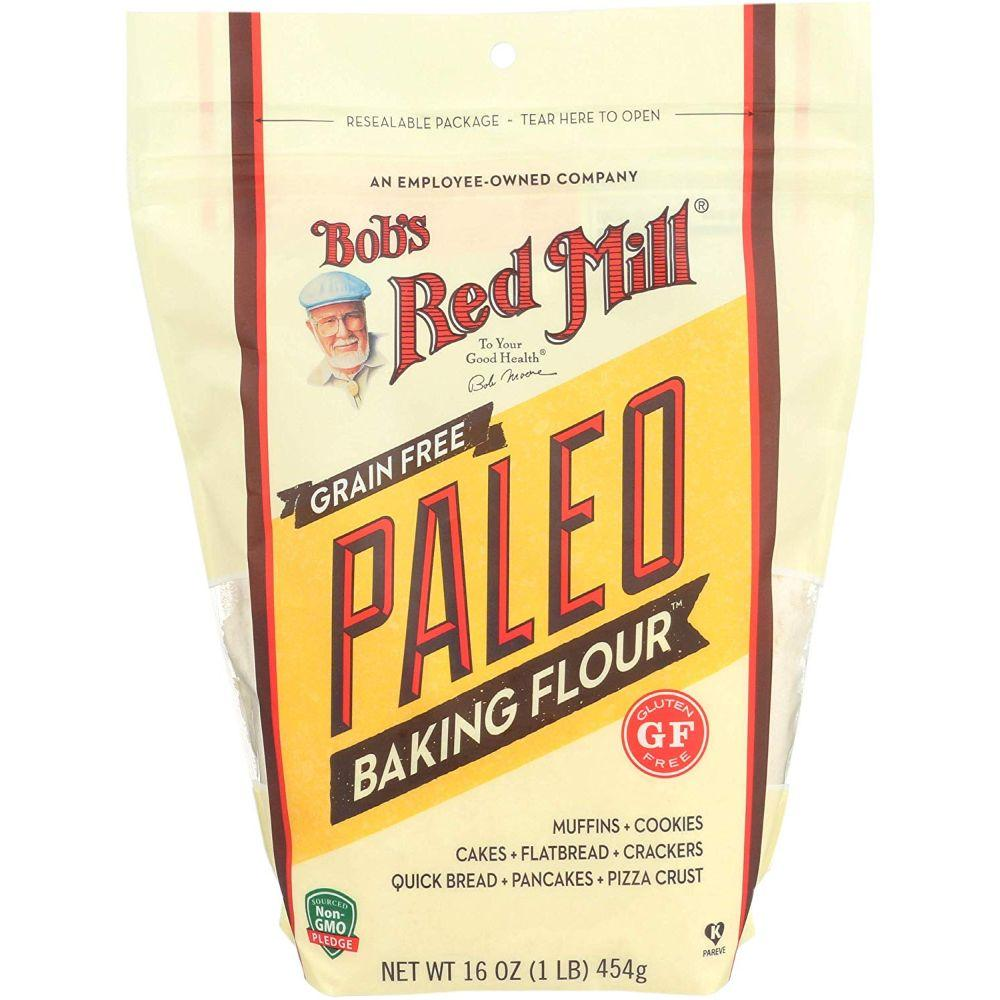 Bob's Red Mill Gluten Free Paleo Baking Flour, 16 oz