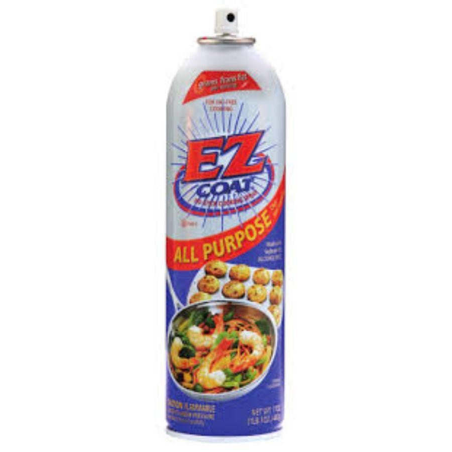 E-Z Coat All-Purpose Cooking Spray, 17 oz