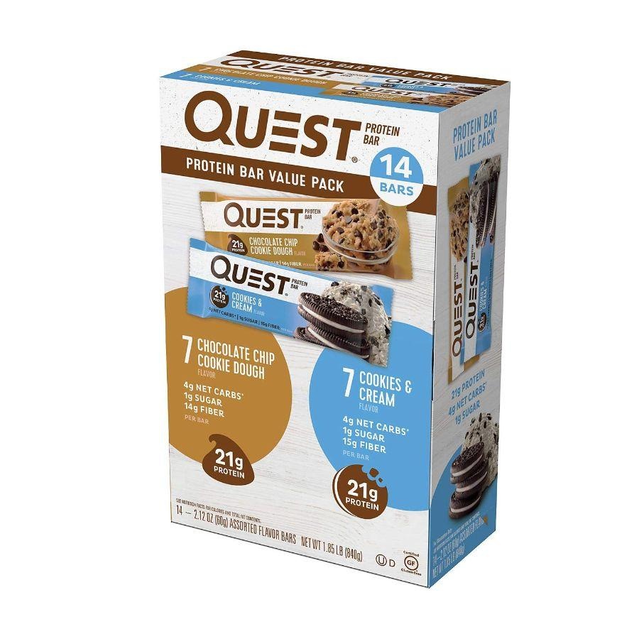 Quest Bars Variety Pack, 14 ct