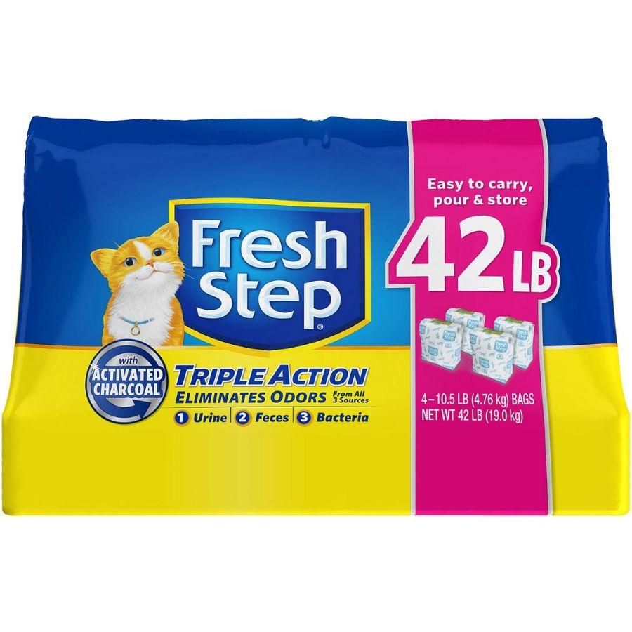 Fresh Step Triple Action, 42 lb
