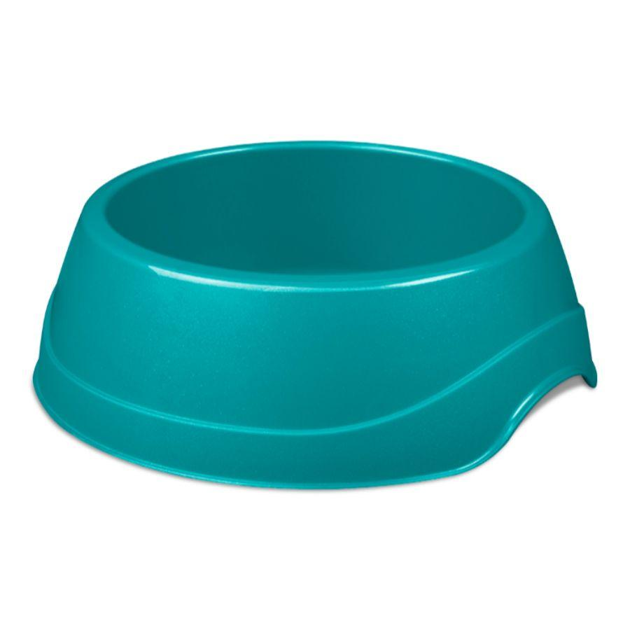 Sterilite Large Round Pet Dish, Blue