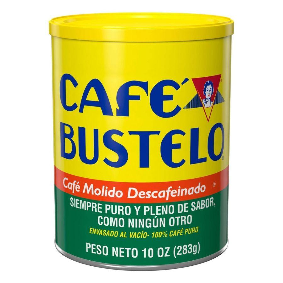 Cafe Bustelo Decaffeinated Ground Coffee, 10 oz