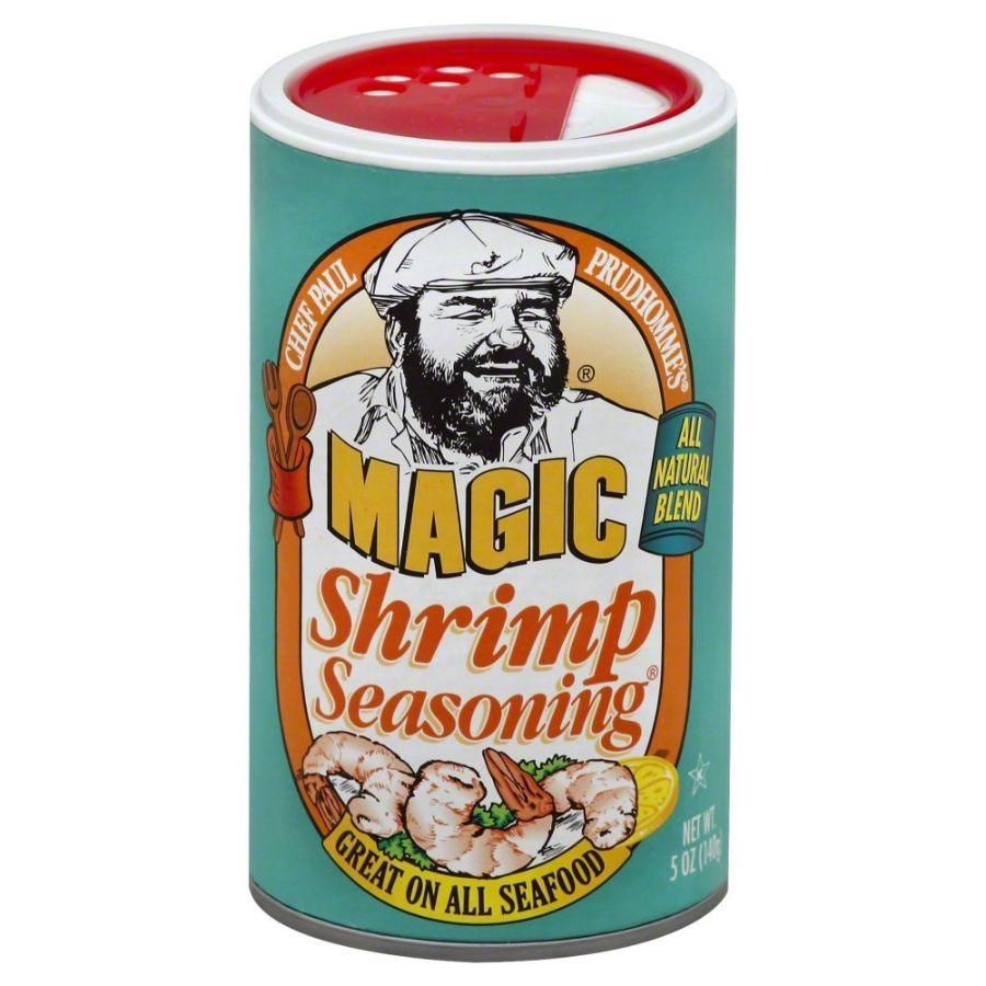 Chef Paul Shrimp Magic Seasoning, 5 oz