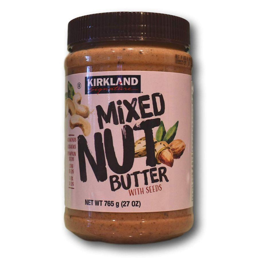 Kirkland Signature Mixed Nut Butter, 27 oz (BB:29-05-20)