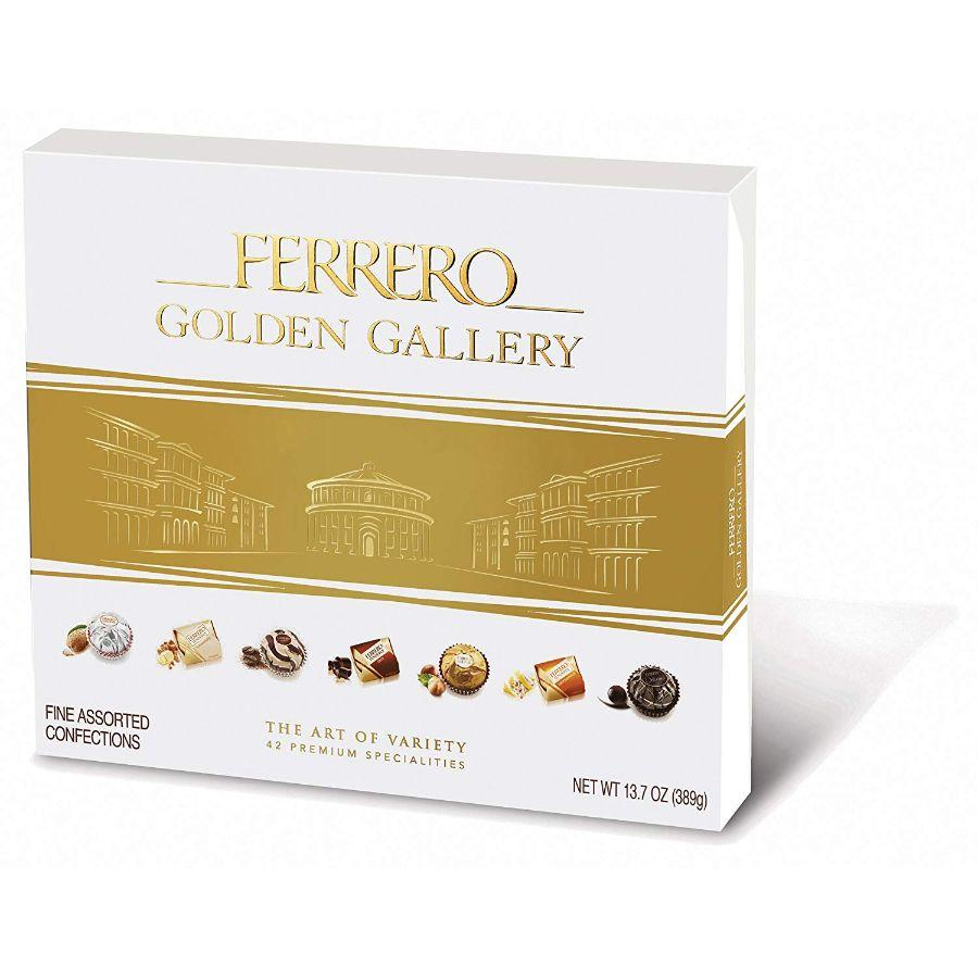 Ferrero Golden Gallery Fine Assorted Confections, 13.7 oz