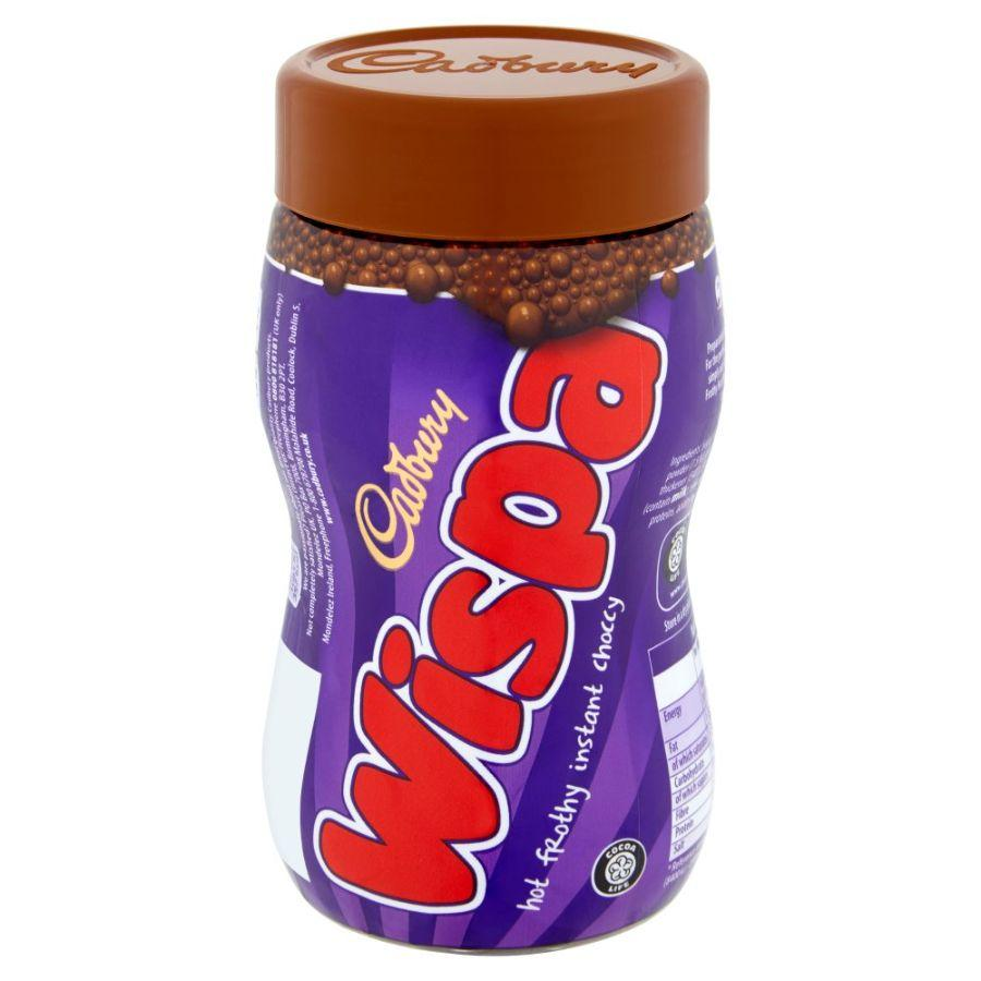 Cadbury Wispa Hot Chocolate Powder, 246 g