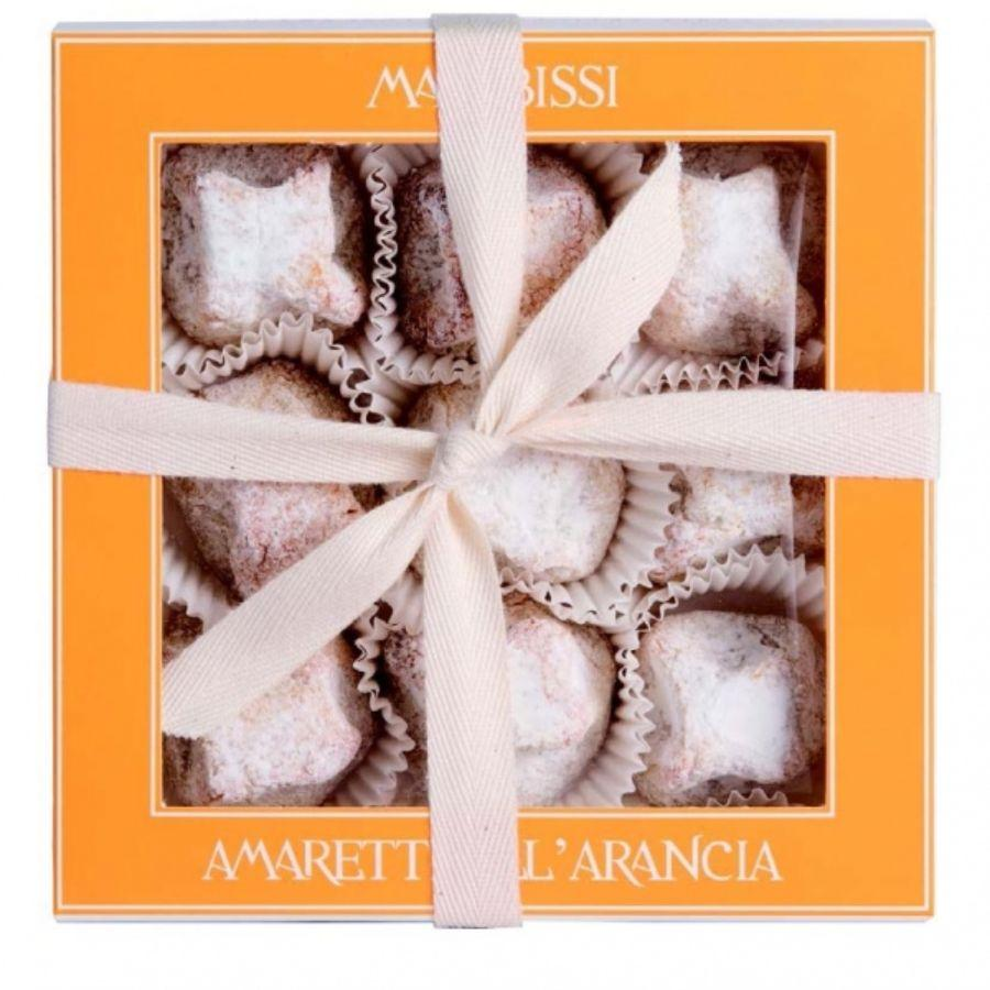 Marabissi Soft Amaretti Orange, 190 g