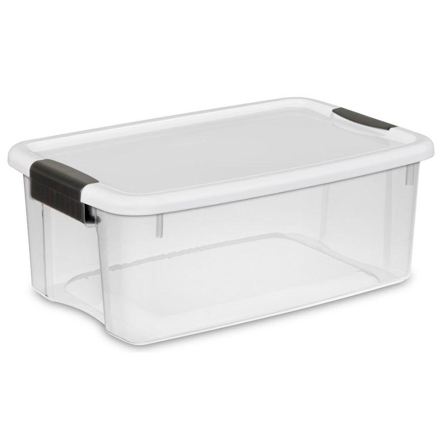 Sterilite Ultra Latch Box 18 qt, 46L x 31.1W x 17.8H cm