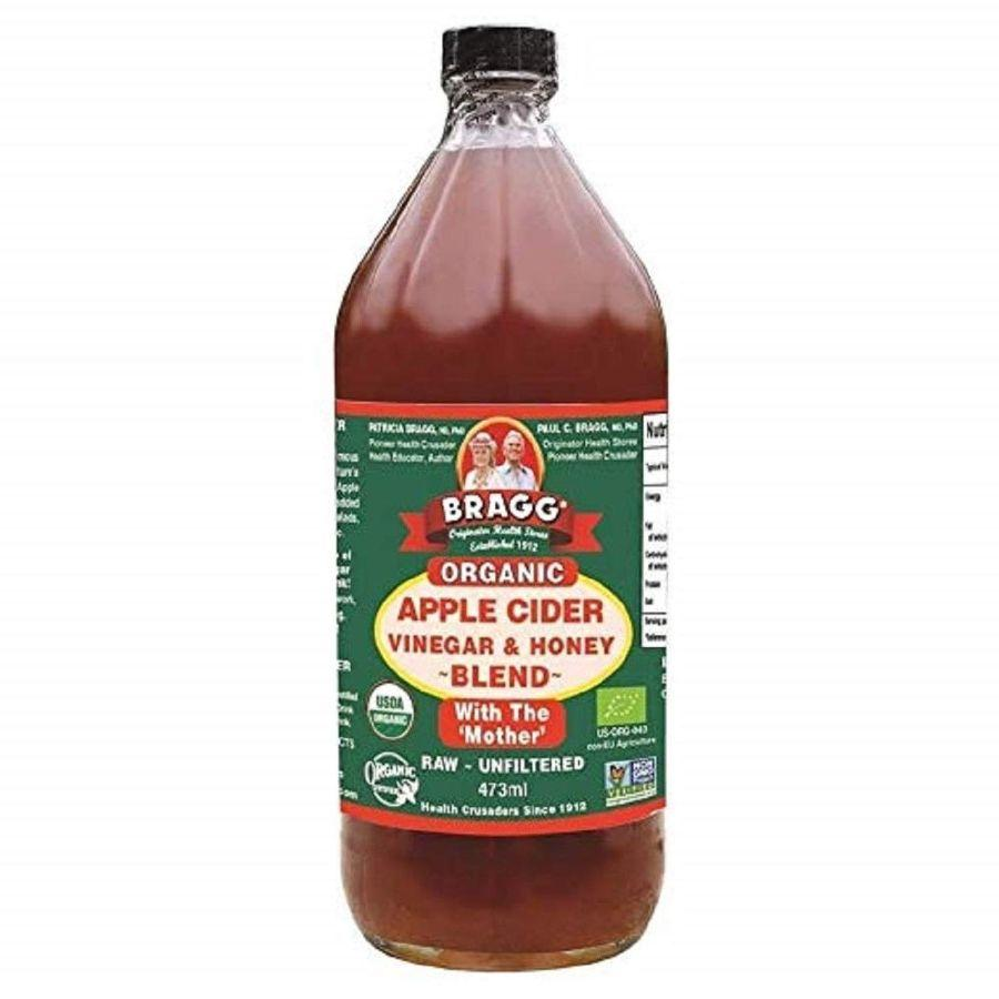 Bragg Organic Apple Cider Vinegar & Honey Blend, 16 oz
