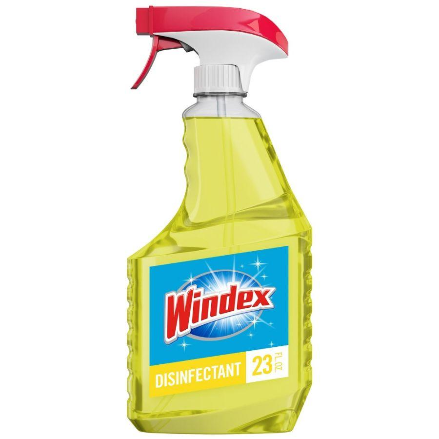 Windex Multisurface Disinfectant Cleaner, 23 oz