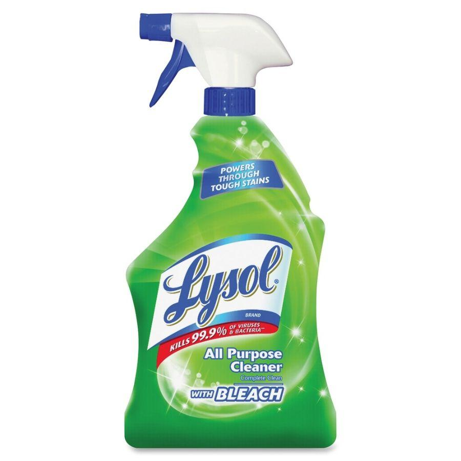 Lysol All Purpose Cleaner With Bleach, 32 oz