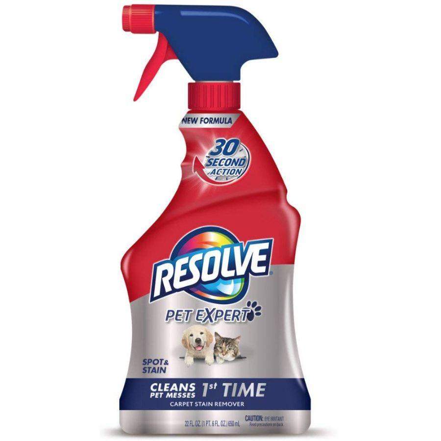 Resolve Pet Stain & Odor Carpet Cleaner, 22 oz