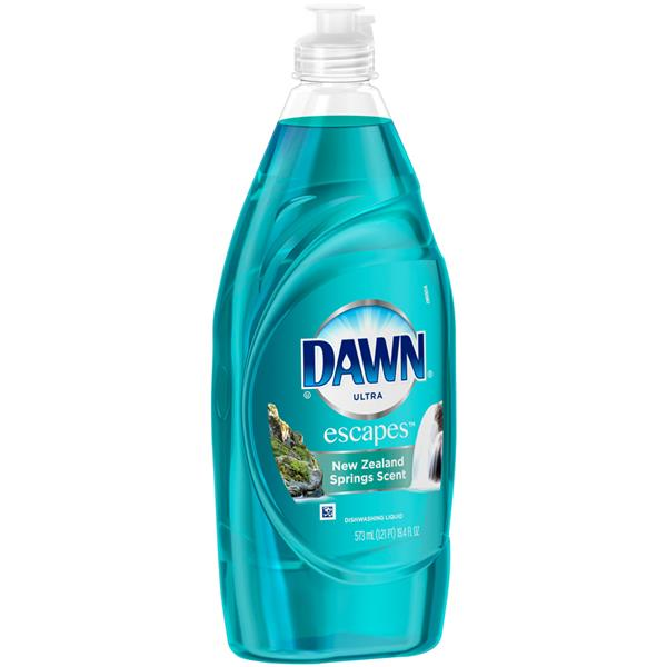 Dawn Dishwashing Liquid Aloe Water, 19.4 oz