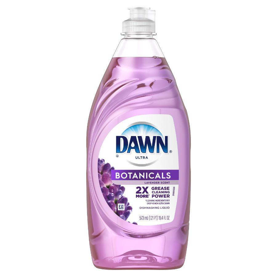 Dawn Dishwashing Liquid Lavender, 19.4 oz