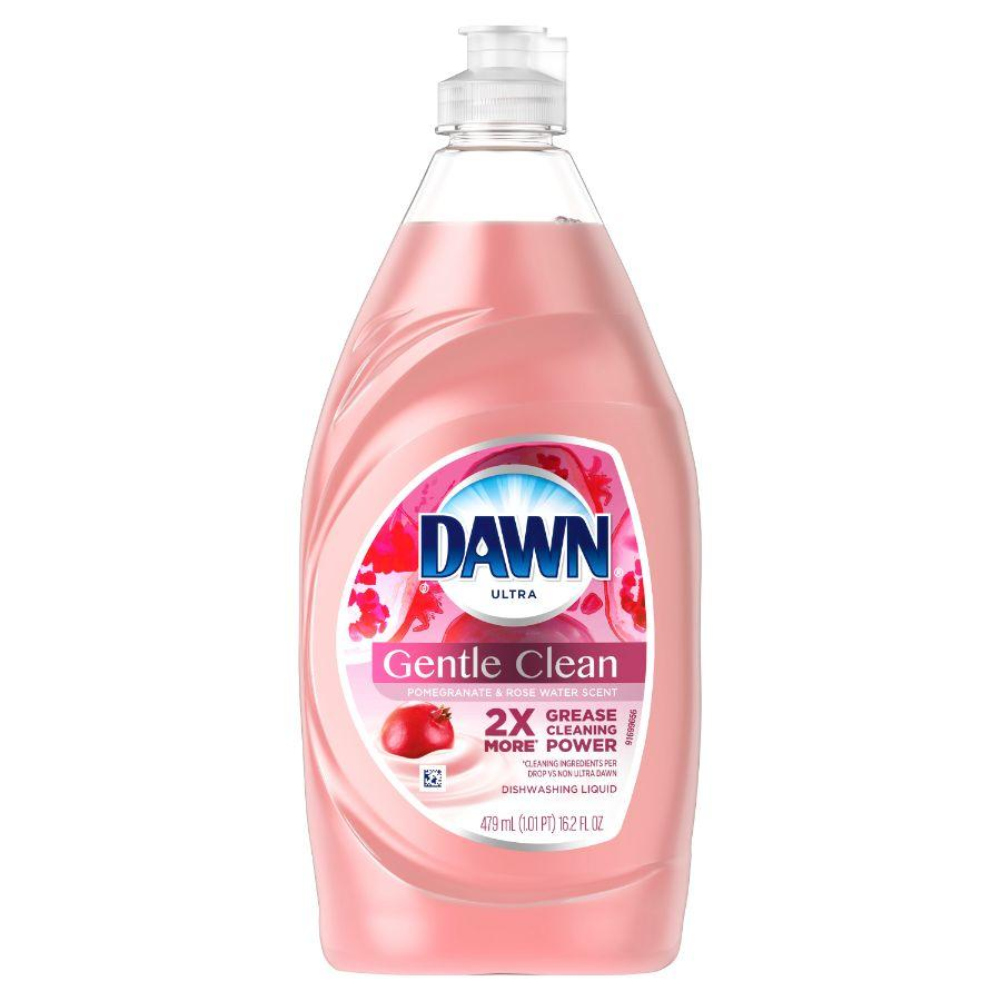 Dawn Ultra Dishwashing Liquid Pomegranate & Rose, 16.2 oz