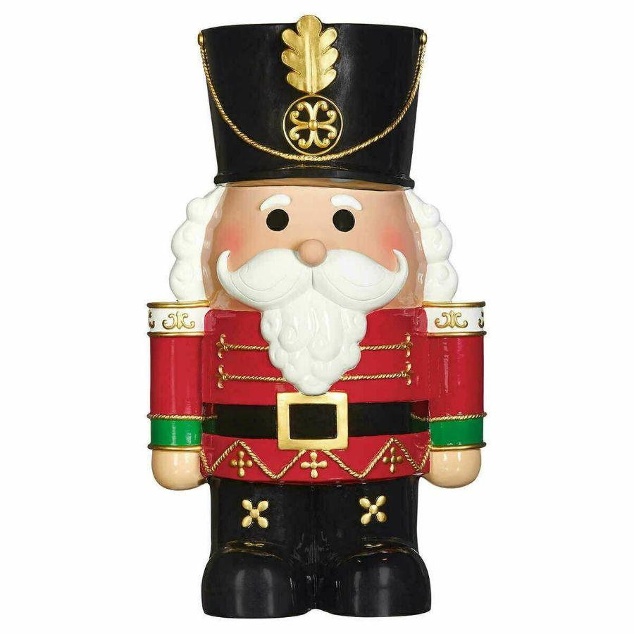 Giant Stubby NutCracker, 2.4 Ft
