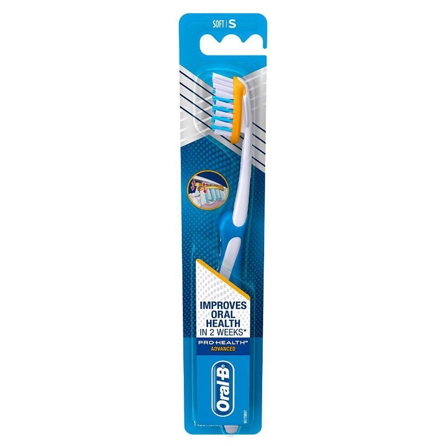 Oral-B Pro-Health Advanced Toothbrush Soft, 1 ct