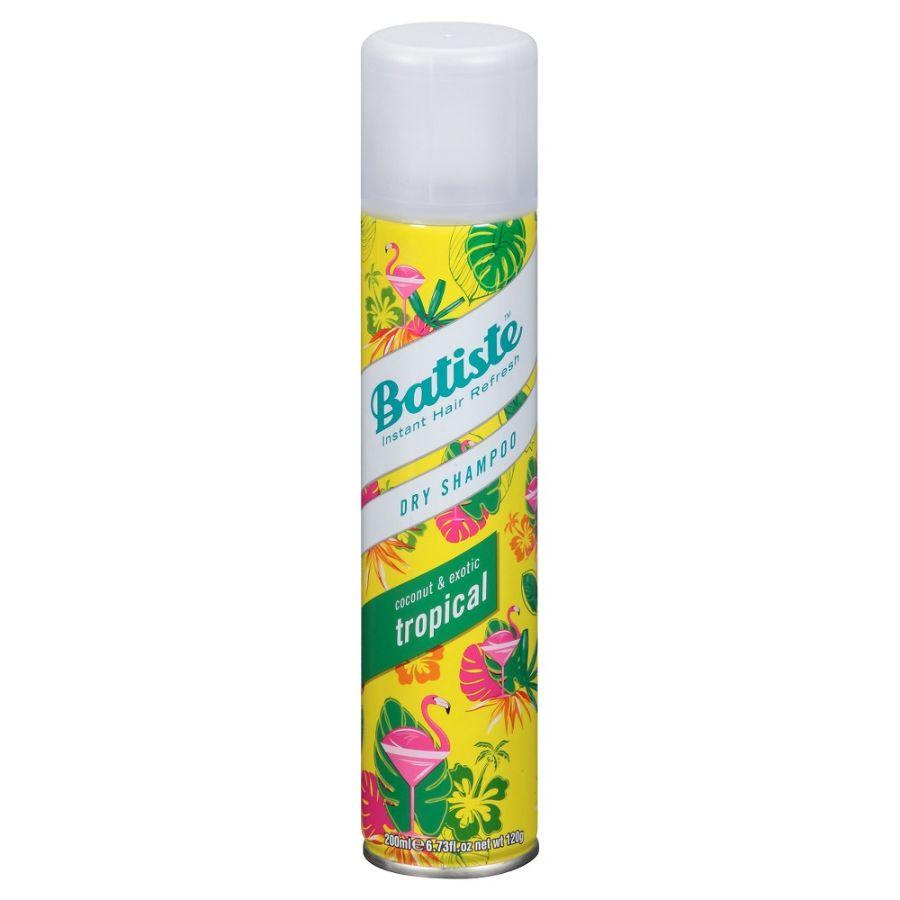 Batiste Dry Shampoo Tropical, 6.73 oz