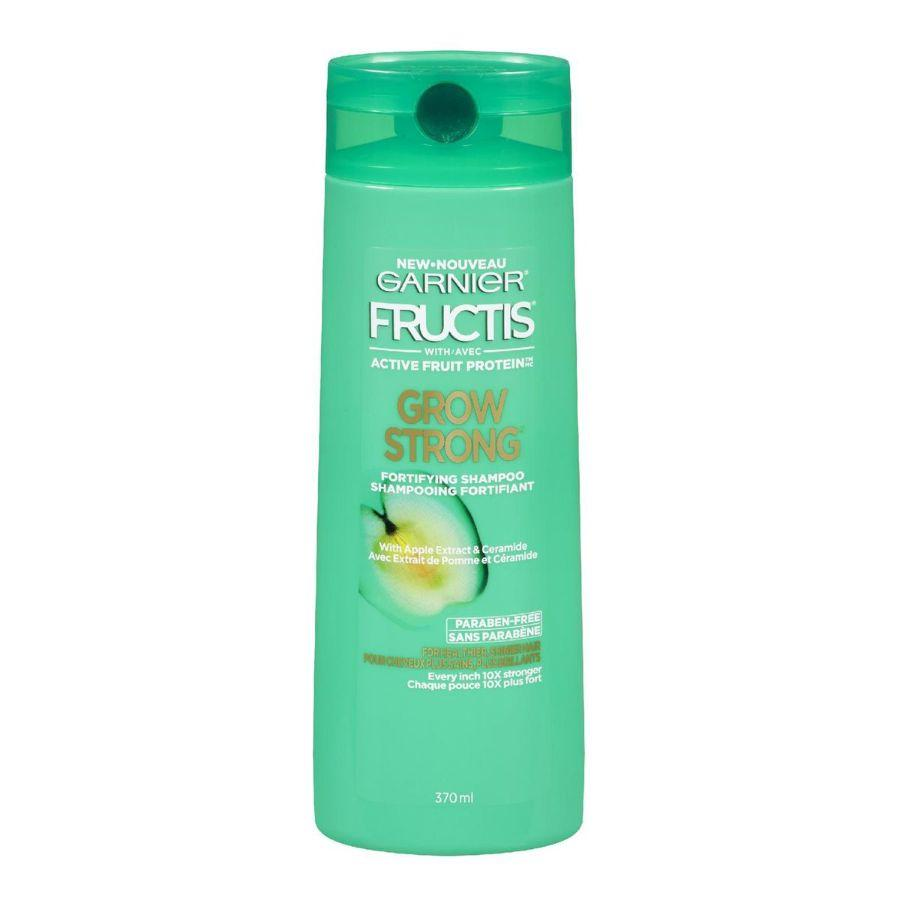 Garnier Fructis Shampoo Grow Strong, 12.5 oz