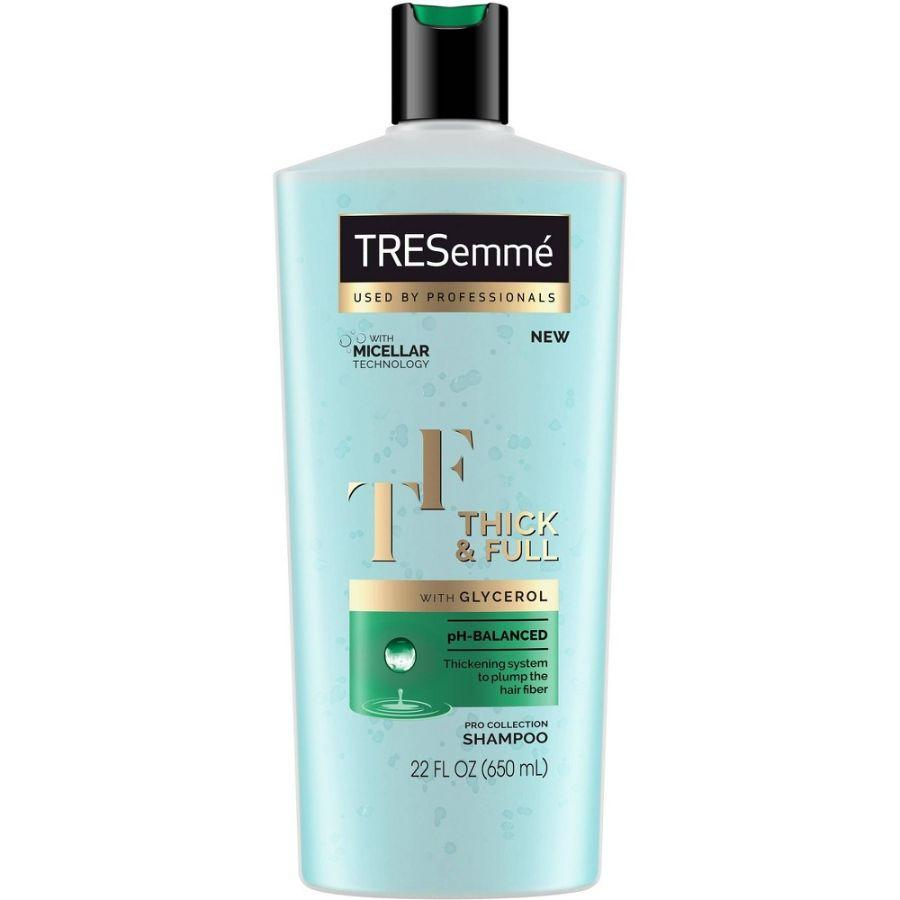 Tresemme Shampoo Thick & Full with Glycerol, 22 oz