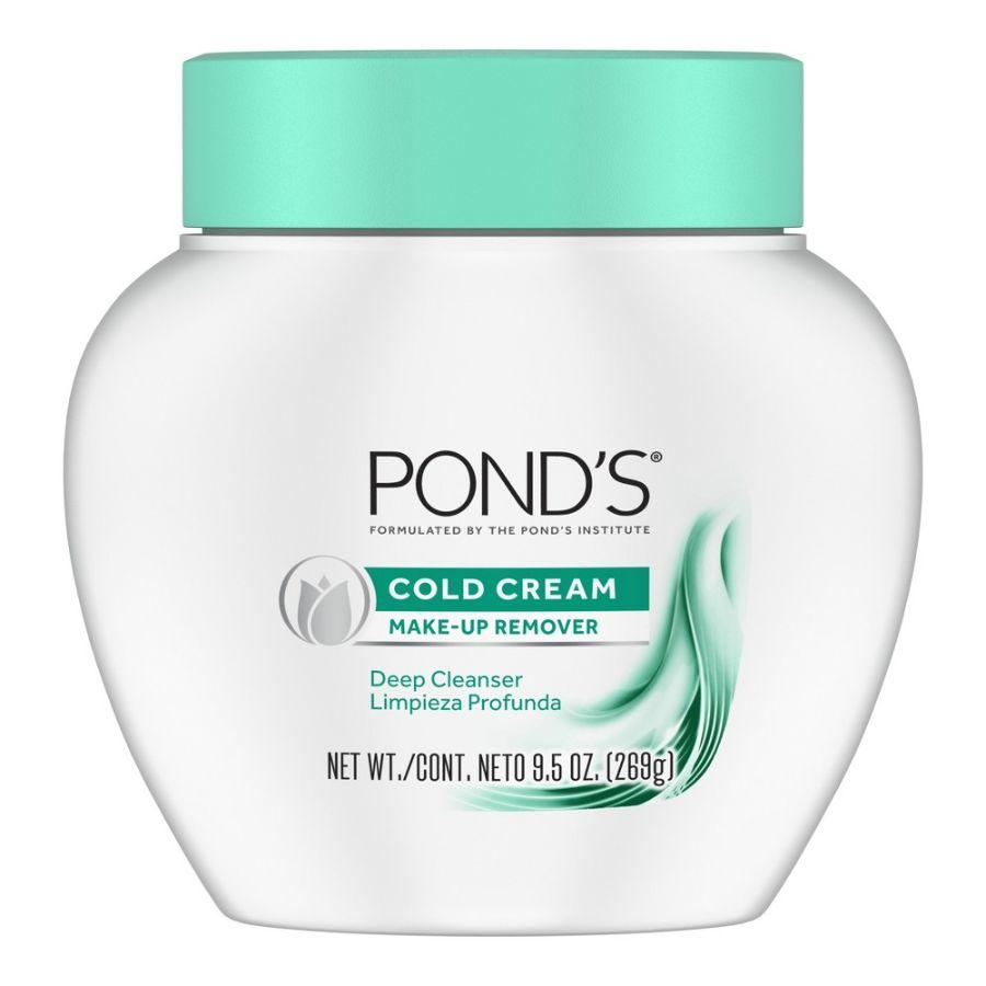 Pond's Cold Cream Make-Up Remover, 9.5 oz