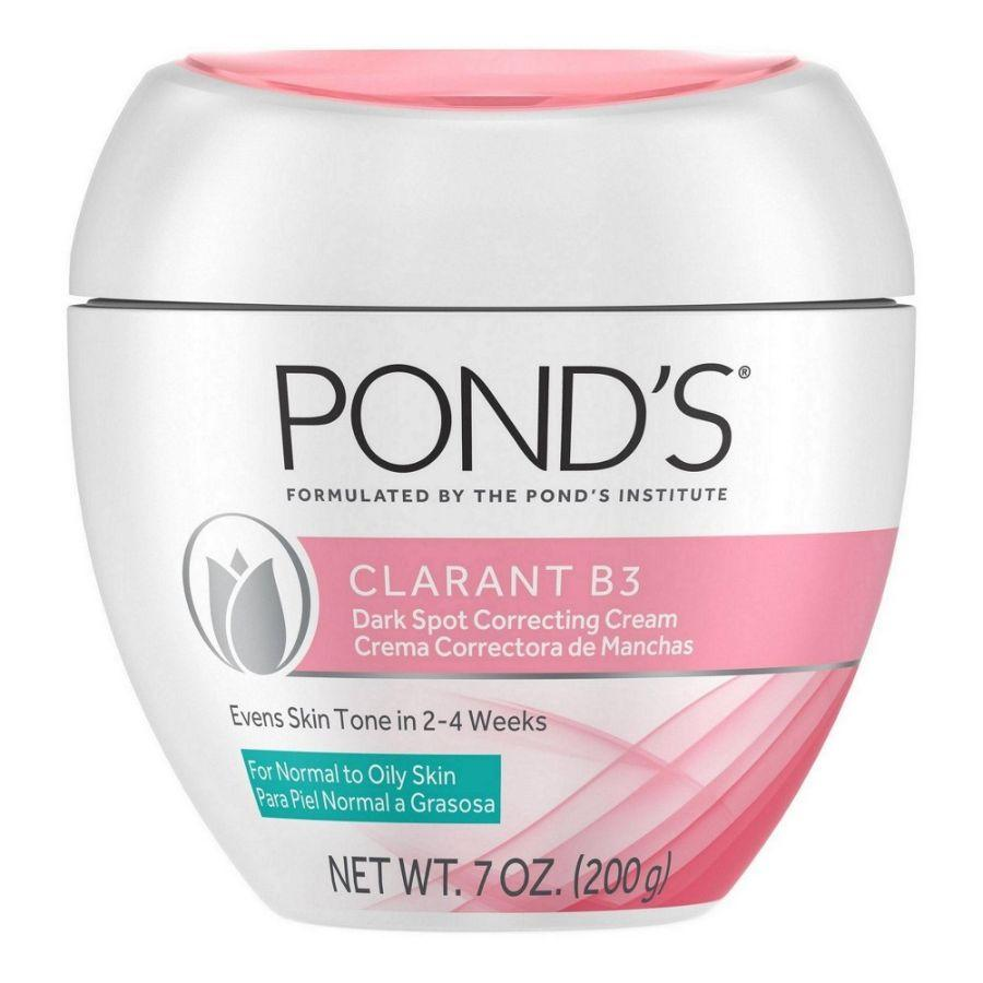 Pond's Clarant B3 Cream Oily Skin, 7 oz