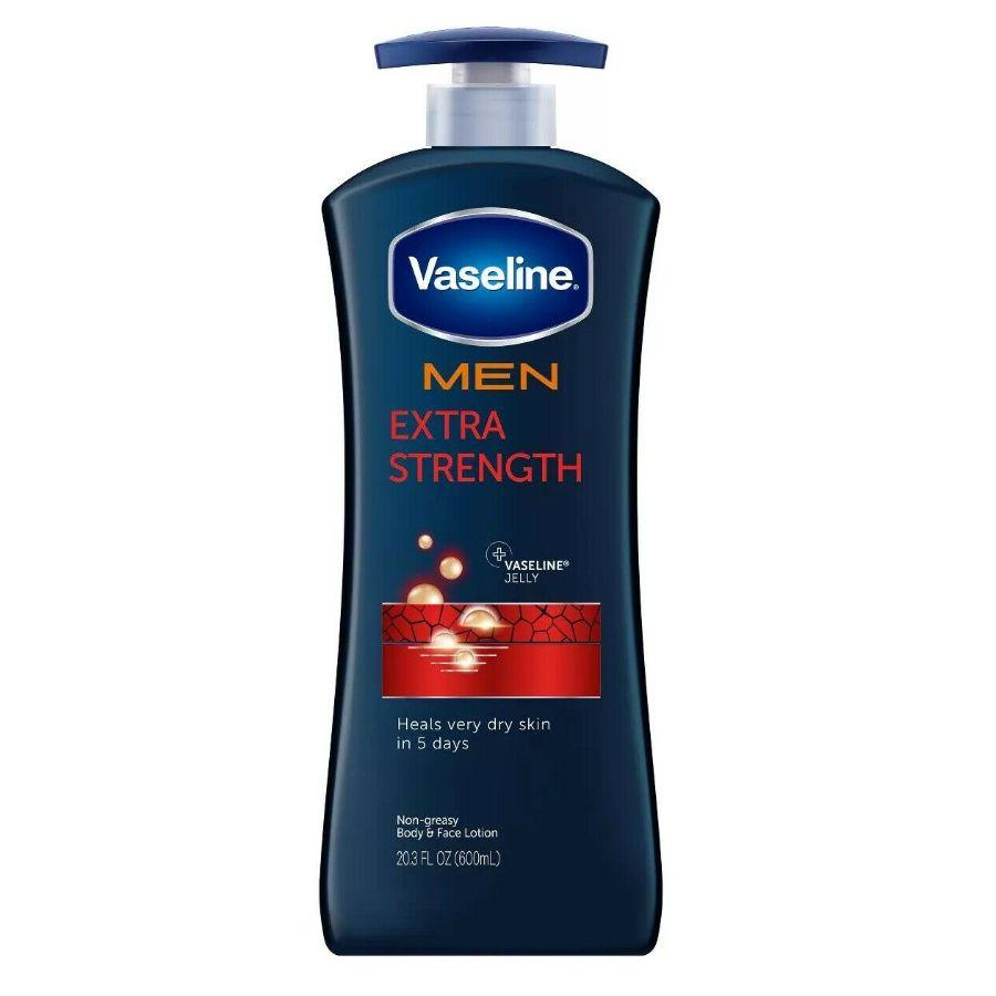 Vaseline Men Healing Moisture Extra Strength Lotion 20.3