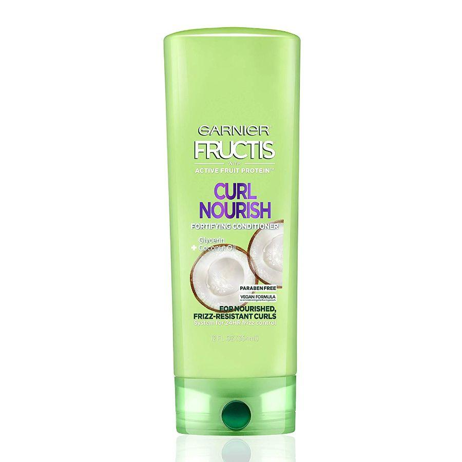 Garnier Fructis Conditioner Curl Nourish, 12 oz