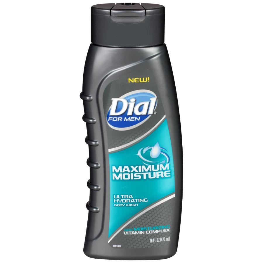 Dial Body Wash Ultra Hydrating For Men, 16 oz
