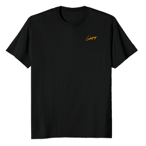 T-shirt Firma Carbogang - Black
