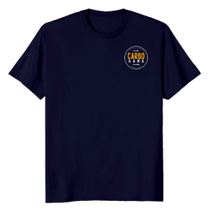 Classic Carbogang T-Shirt - Blue Navy
