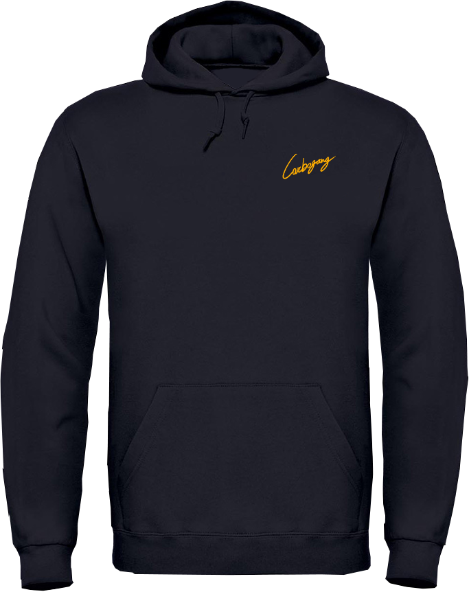 BLACK HOODIE limited edition