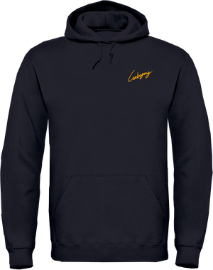BLACK HOODIE limited edition - Carbogang