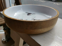 Load image into Gallery viewer, Mango Wood Sheep Bowl 20cms