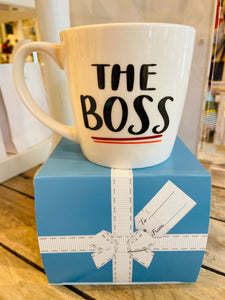 "Inside Out ""The Boss"" Mug"