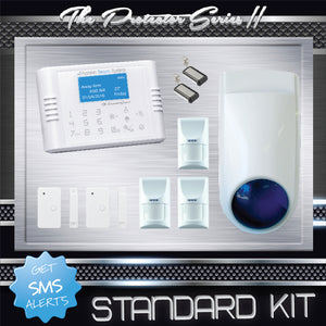 Standard Kit - Pet friendly version - PSII Wireless Alarm System